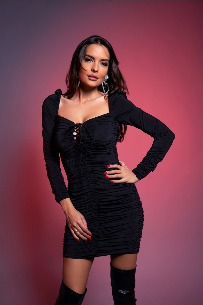 Рокля Little black dress to impress